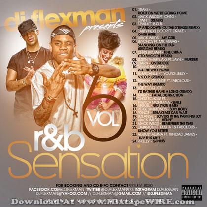 rnb-sensation