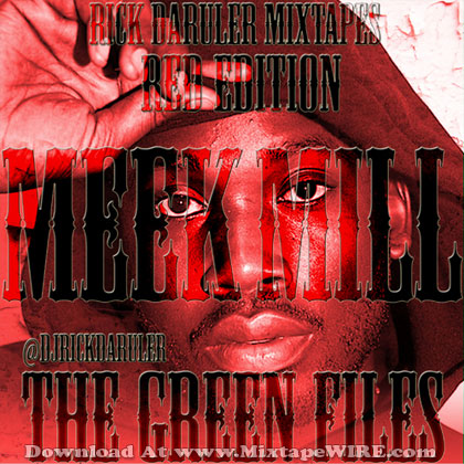 Meek-Mill-The-Green-Files-Red-Edition