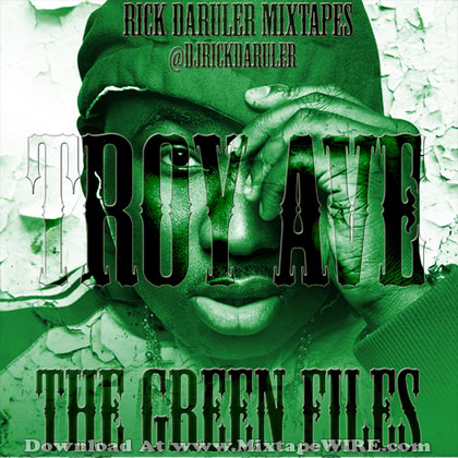 Troy-Ave-The-Green-Files