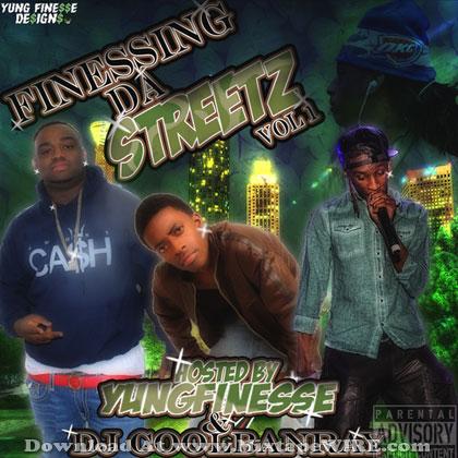 Finnesing-Da-Streetz-Vol-1