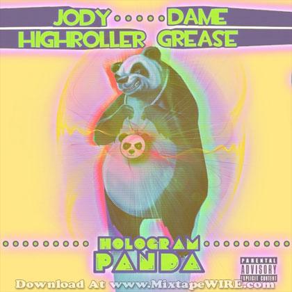 Hologram-Panda