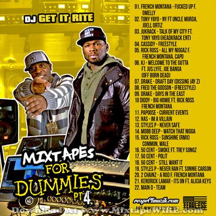 Mixtape-For-Dummines