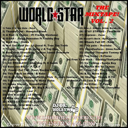 World-Star-Vol-2