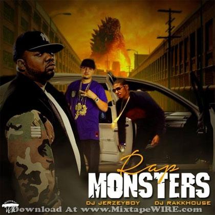 Rap-Monsters