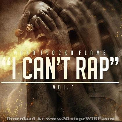 I-Cant-Rap-Vol-1