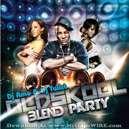 Oldskool-Blend-Party