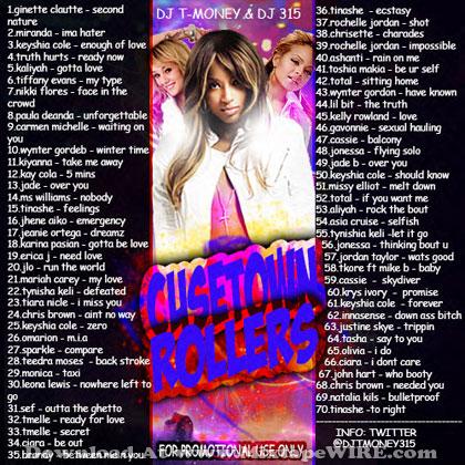 Cusetown-Rollers-Vol-1