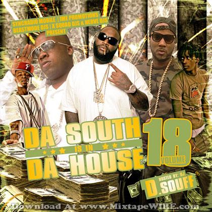 Da-South-Is-In-Da-House-Vol.18