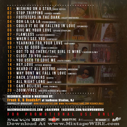 We-Wanna-Thank-You-Raekwon-Tracklist