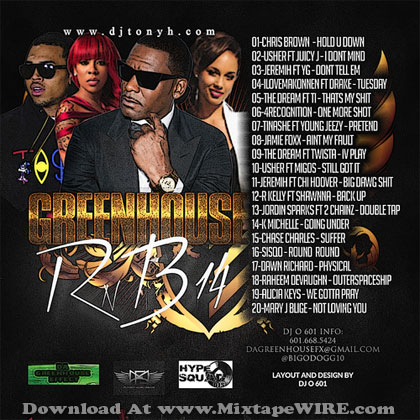 Greenhouse-RnB-Vol-14