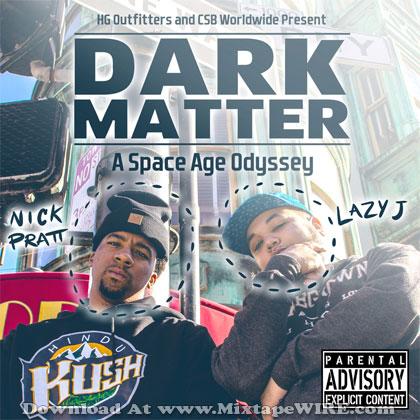 Dark-Matter-A-Space-Age-Oddisey