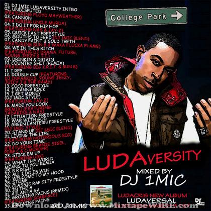 Ludacris-Ludaversity