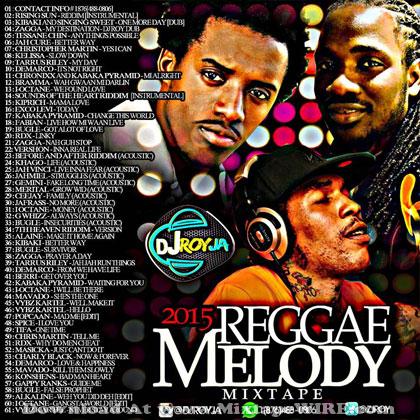 Reggae-Melody-Reggae-Mixtape
