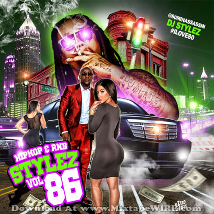 HipHop-&-RnB-Stylez-Vol-86