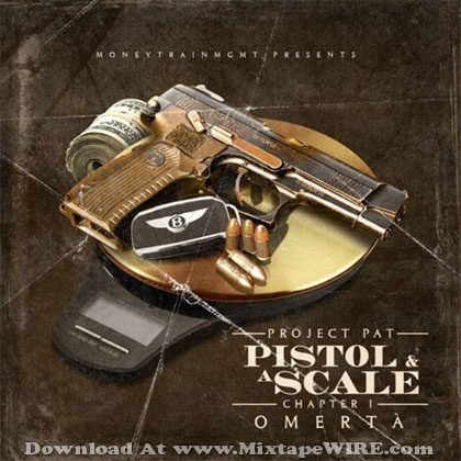 Pistol-And-A-Scale