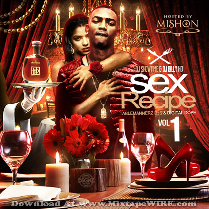 Sex-Recipe-Vol-1