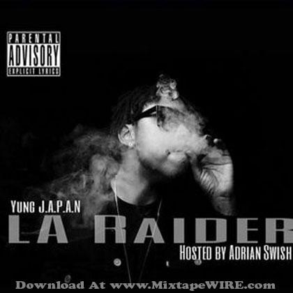 LA-Raider-Vol-1