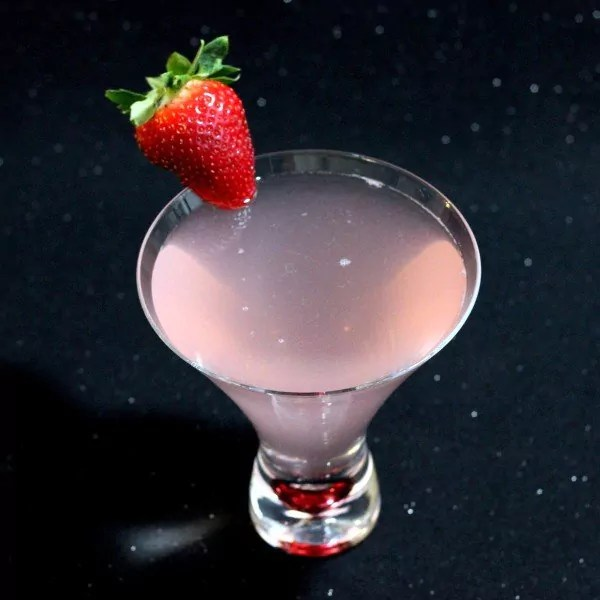 12 Chinese New Year Drinks   Mix That Drink Lychee Liqueur Martini recipe  Lychee Liqueur  Lychee Juice  Vodka