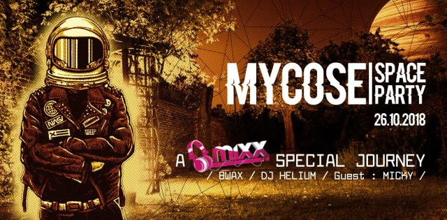Mycose Space Party