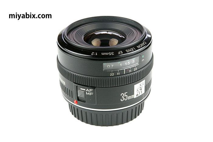 キャノン,単焦点,レンズ,35mm,F2