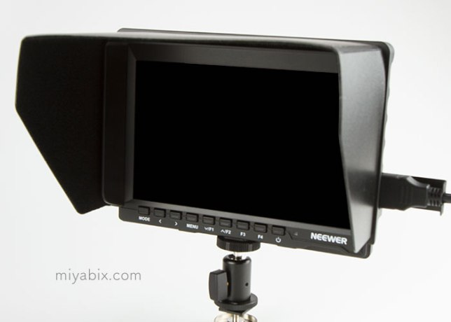 NEEWER,NW759,7インチ,ウルトラHD,1280×800,IPS