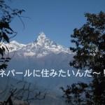 【 2016年版】 ネパールの長期滞在用のビザについてのご案内