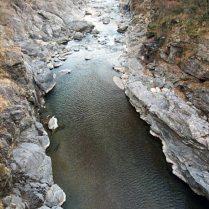 旧領内橋(小滝)付近 2