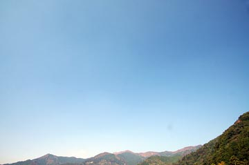5日の空の写真