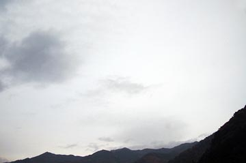 30日の空の写真