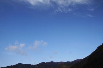 16日の空の写真