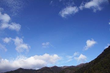 28日の空の写真