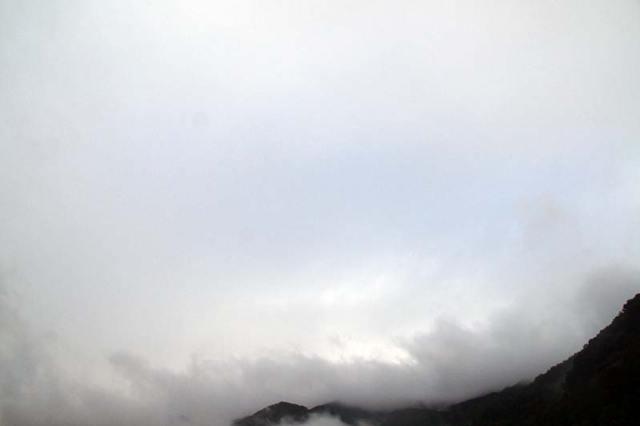 10月22日の空の様子