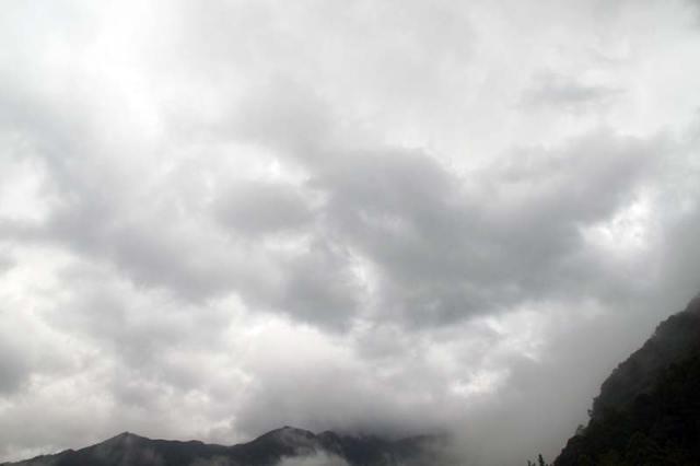 10月24日の空の様子