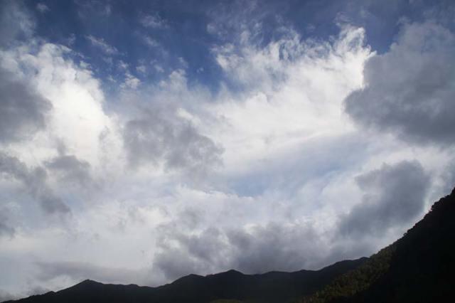 10月26日の空の様子