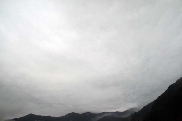 12月26日の空の様子