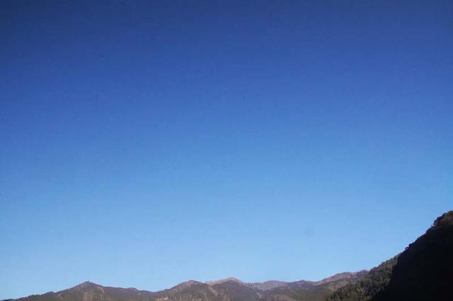 2月24日の空の様子