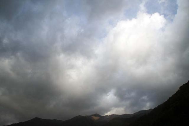 3月5日の空の様子