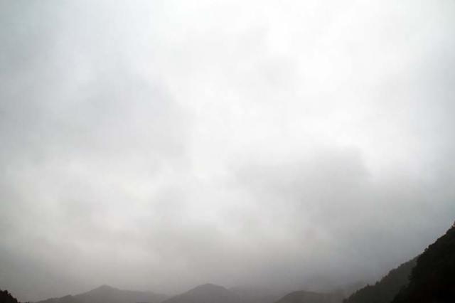 3月8日の空の様子
