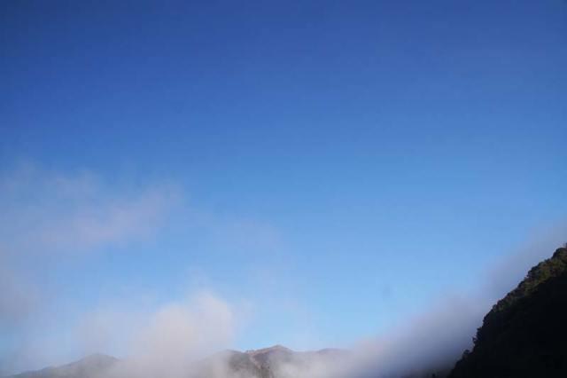 3月9日の空の様子