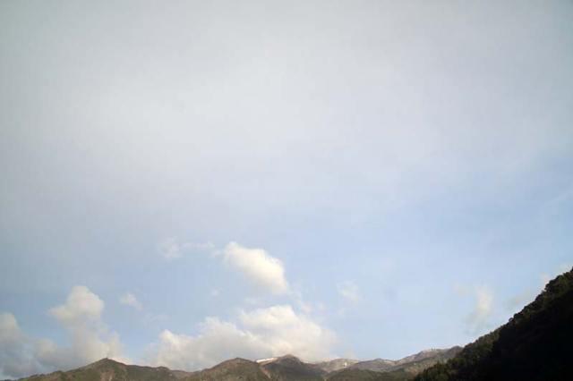 3月16日の空の様子
