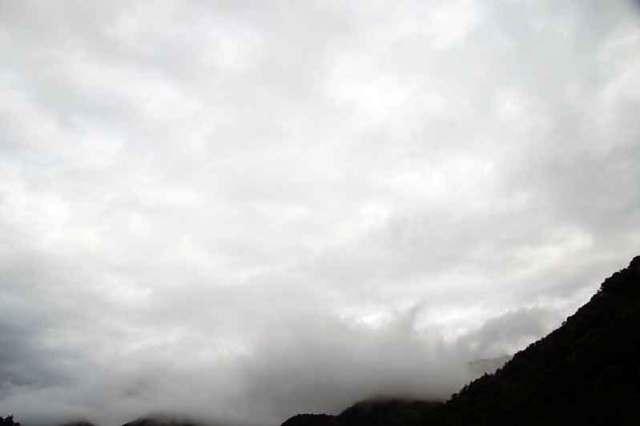 3月28日の空の様子