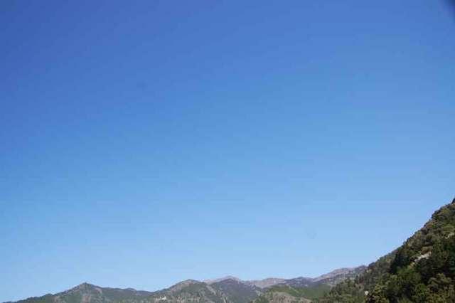 4月9日の空の様子