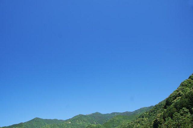 6月7日の空の様子