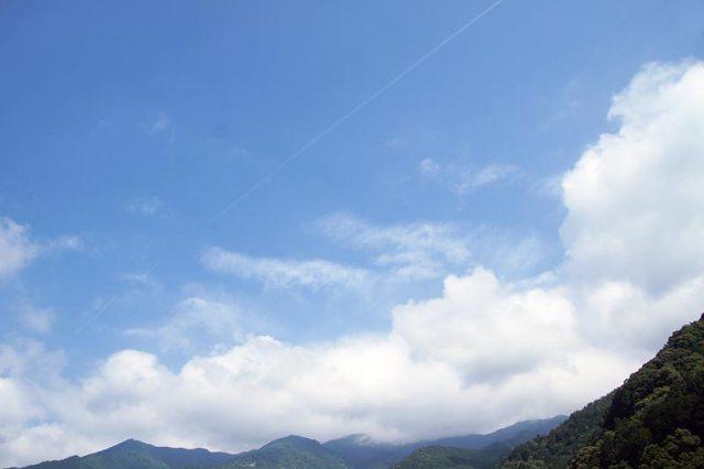 6月8日の空の様子