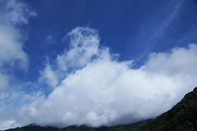 6月25日の空の様子