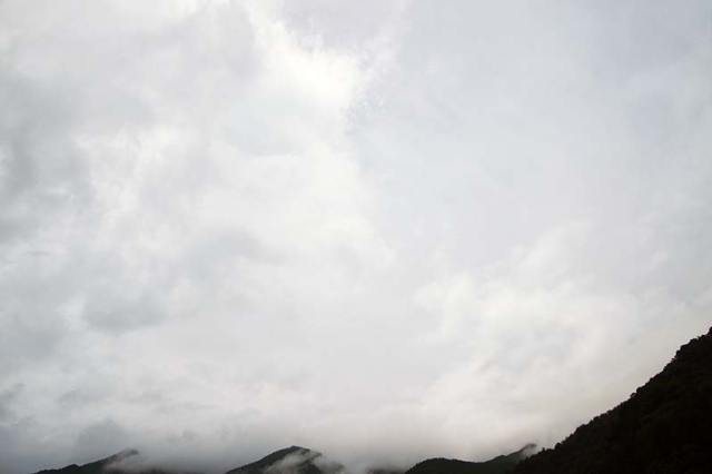 7月10日の空の様子