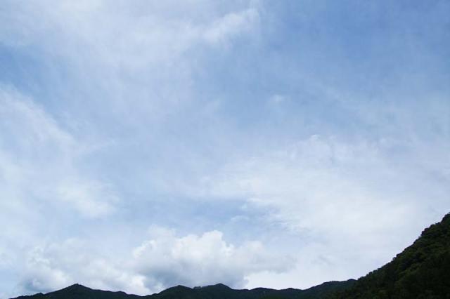 7月12日の空の様子