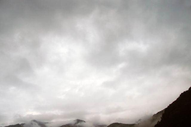 9月4日の空の様子