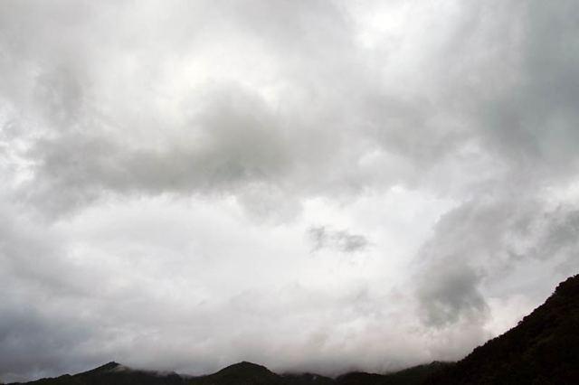 9月10日の空の様子