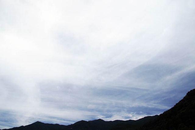 9月15日の空の様子